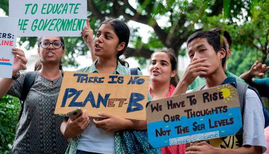 Friday For Future: milioni di giovani in tutto il mondo oggi in sciopero per il