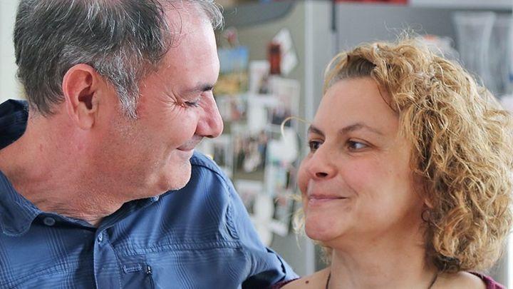 José Luis Fernández y Ana del Alto