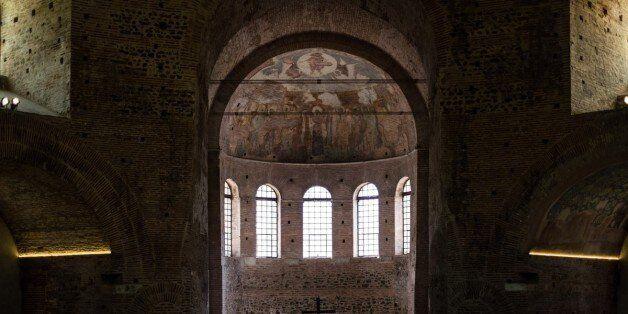 Μητρόπολη Θεσσαλονίκης για το θέμα της Ροτόντας: «Εκτός πραγματικότητας όσα επικριτικώς αναφέρονται εις...