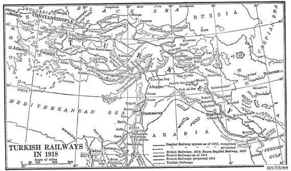 Η Αρμενική γενοκτονία ως αποτέλεσμα των γεωστρατηγικών ανταγωνισμών στην ευρύτερη Μέση