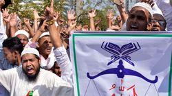 Μπανγκλαντές: Χιλιάδες διαδηλωτές ζητούν την καταστροφή του αγάλματος της Θέμιδας και την αντικατάσταση του με το