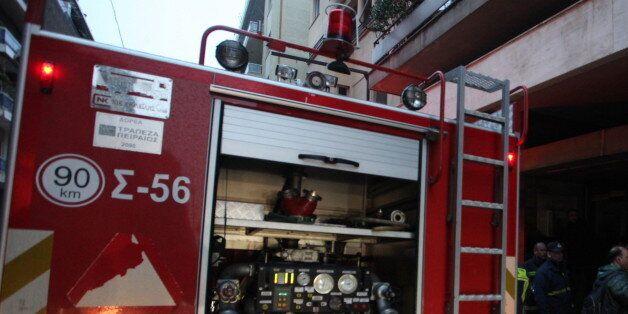 Ένας νεκρός από πυρκαγιά σε διαμέρισμα στη λεωφόρο