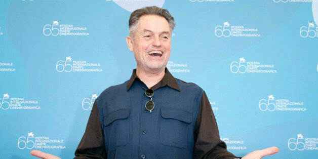 U.S. director Jonathan Demme poses for photographers during a photocall at the Venice Film Festival September...