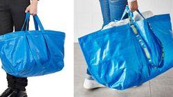Ο Balenciaga αντέγραψε την τσάντα της ΙΚΕΑ και την πουλά για $2.000. Η IKEA απάντησε με τον καλύτερο