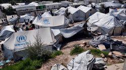 Απεργία πείνας στη Μόρια από 12 Κούρδους