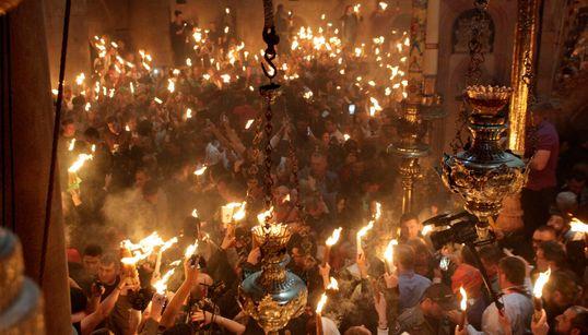 Ο εορτασμός της Ανάστασης σε όλο τον