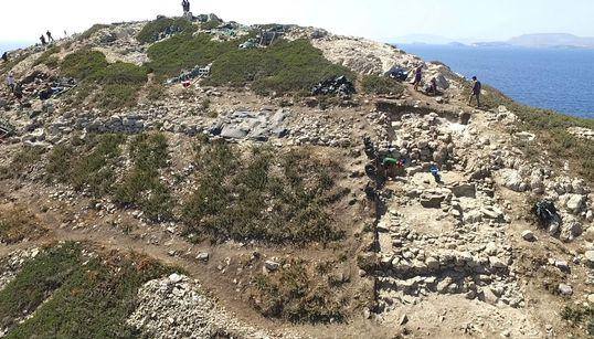 ΚΑΣ: «Πράσινο φως» για τη μελέτη συντήρησης των αρχαιοτήτων της