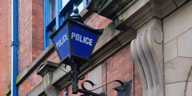Blue Lamp, a light that has shone outside English Police Offices for many years, this particular one...
