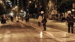 Επίθεση με βόμβες μολότοφ σε διμοιρία των ΜΑΤ στα