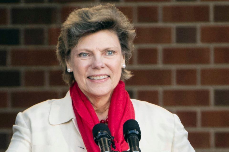 Cokie Roberts, a journalist and political commentator who became one of the most prominent Washington broadcasters of her era
