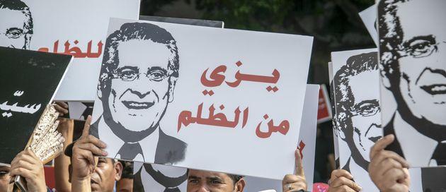 Je suis étudiant et j'ai voté Nabil