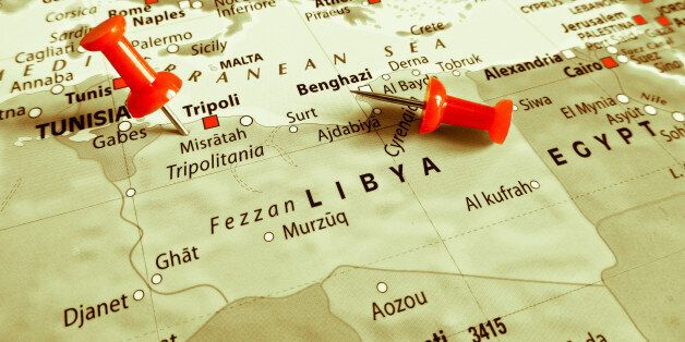 Λιβύη: Βυθισμένη στη