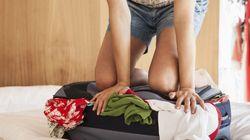 Τα 7 πράγματα που πρέπει να βγάλετε από τη βαλίτσα πριν