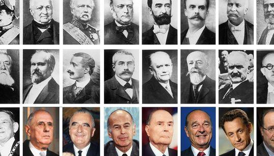 Από τη Γαλλική Επανάσταση στην 5η Γαλλική Δημοκρατία: Οι πρόεδροι και η ιστορία