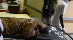 Κάτοικοι παραγκούπολης στη Σρι Λάνκα θάφτηκαν μέσα στα σκουπίδια όταν κατέρρευσε χωματερή. Τουλάχιστον 16