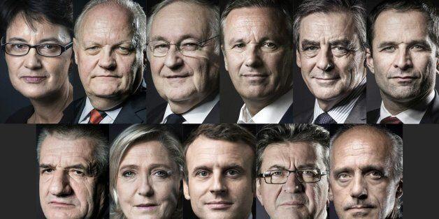 Γαλλικές προεδρικές εκλογές: Πώς θα κατανεμηθούν στον β' γύρο οι ψηφοφόροι των υποψηφίων που απέτυχαν...