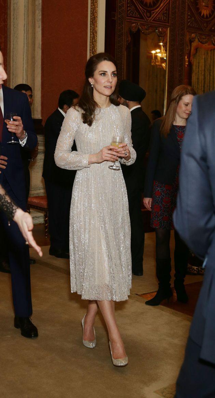 Το ποσό που έχει ξοδέψει ήδη φέτος για ρούχα η Kate Middleton ξεπερνάει κάθε
