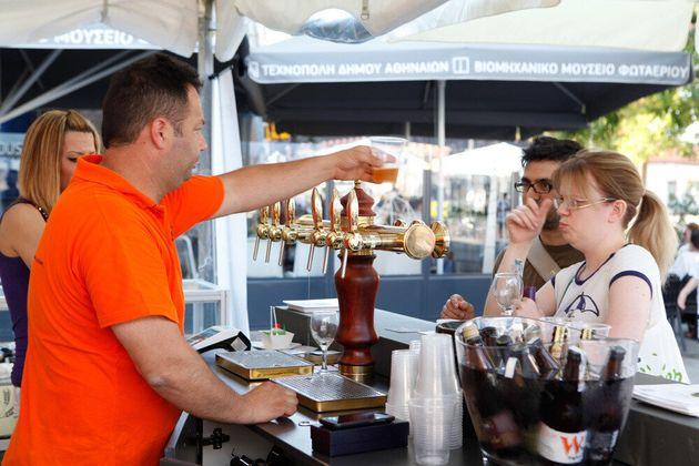 To γαστρονομικό φεστιβάλ «Ελλάδα, Γιορτή, Γεύσεις» επιστρέφει στην Τεχνόπολη του Δήμου