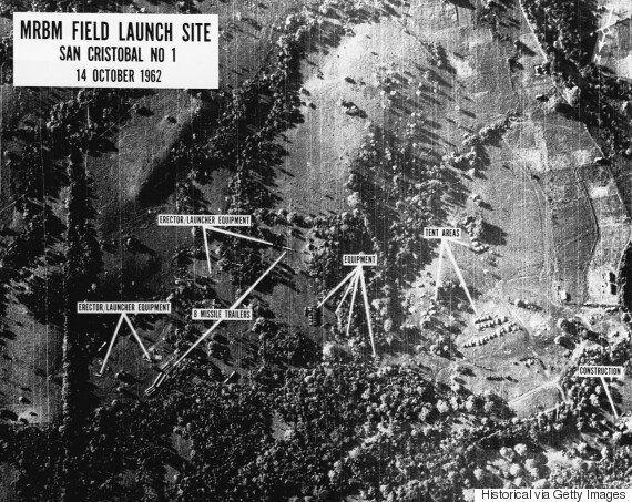 Η φωτογραφία που άρχισε την Κρίση των Πυραύλων στην Κούβα, φέρνοντας τον κόσμο στα πρόθυρα του πυρηνικού