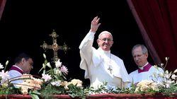 Ειρήνη στη Συρία και σε όλο τον κόσμο ευχήθηκε ο Πάπας