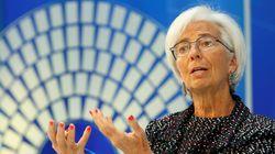 Κριστίν Λαγκάρντ: Τα πλεονάσματα 3,5% για τα επόμενα 10 χρόνια δεν είναι εφικτά, ούτε
