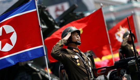 O στρατός και η ισχύς Βόρειας και Νότιας Κορέας. Crash test μεταξύ των δύο χωρών και των συμμάχων τους ΗΠΑ και