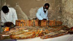 Έξι μούμιες ανακαλύφθηκαν μέσα σε φαραωνικό τάφο κοντά στην πόλη Λούξορ της