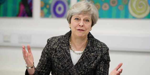 Η Βρετανίδα πρωθυπουργός, Τερέζα