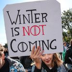The Best Signs From The Climate Change Rallies Around The