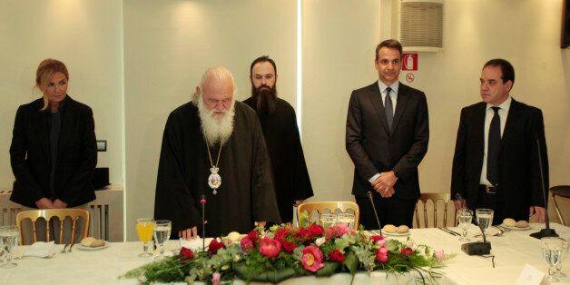 Μητσοτάκης στην «Αποστολή»: Στα πέτρινα χρόνια του μνημονίου, η Ελλάδα βρήκε στήριγμα στην