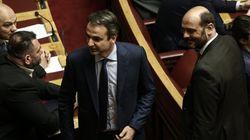 Μητσοτάκης: H κατάσταση στην οποία βρίσκεται η Ελλάδα δεν είναι διατηρήσιμη. Χρειάζεται πολιτική