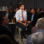 Trudeau Asked To 'Round To The Nearest 5' How Often He Wore Racist