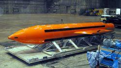 Οι ΗΠΑ έριξαν τη «μητέρα όλων των βομβών» κατά στόχων του Ισλαμικού Κράτους στο