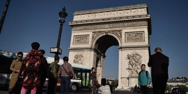 Επίθεση τρομοκρατών στο Παρίσι: Σημεία