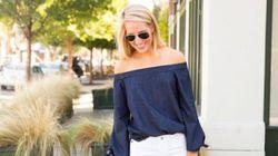 Το λευκό τζιν παντελόνι επιστρέφει δυναμικά: 6 εναλλακτικοί τρόποι για να το φορέσετε