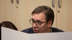 Σερβία: Επικράτηση Βούτσιτς στις προεδρικές εκλογές δείχνουν τα πρώτα
