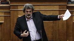 Πολάκης στη Βουλή: Κάποιοι να κοιμούνται ανήσυχοι γιατί θα ελεγχθεί η διαδρομή του μαύρου