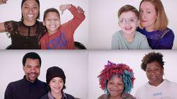 Γονείς δίνουν θάρρος στα διαφυλικά παιδιά τους, στο πιο συγκινητικό και αισιόδοξο βίντεο που θα δείτε