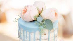 Αυτή είναι η νέα τάση στις γαμήλιες τούρτες και είναι ό,τι ωραιότερο έχουμε