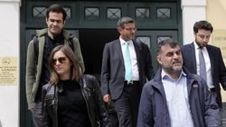 Ελεύθεροι αφέθηκαν Βαξεβάνης και Ανδριανόπουλος μετά τη μήνυση της συζύγου του