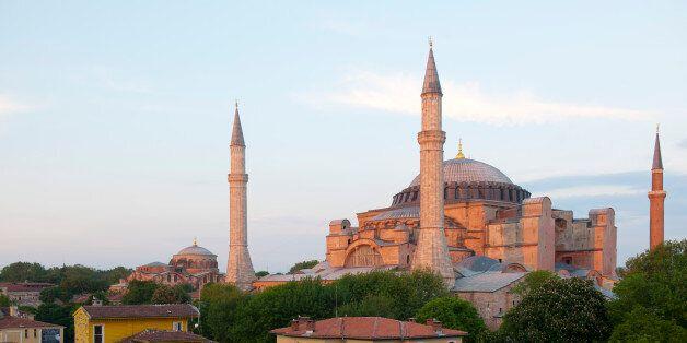 (GERMANY OUT) Turkey Istanbul Istanbul - museum 'Hagia Sophia' (Photo by Hackenberg/ullstein bild via...