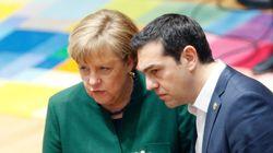 H Μέρκελ διαβεβαίωσε τον Τσίπρα πως εργάζεται για «λύση» στο Eurogroup της 7ης