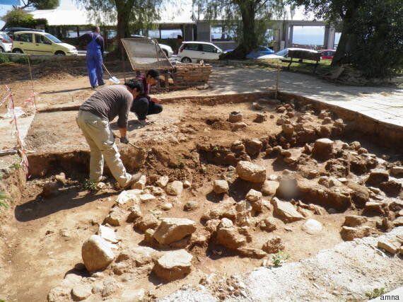 Προϊστορικός οικισμός στη Ραφήνα βγαίνει από τη λήθη με αφορμή σωστική