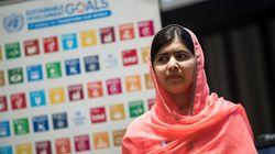 ΟΗΕ: Η Μαλάλα Γιουσαφζάι ανακηρύχθηκε Αγγελιοφόρος Ειρήνης για την εκπαίδευση των
