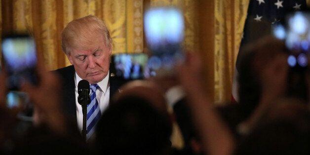 Τι πραγματικά είπε ο Αρχ. Αμερικής Δημήτριος στον Αμερικανό Πρόεδρο Ντόναλντ