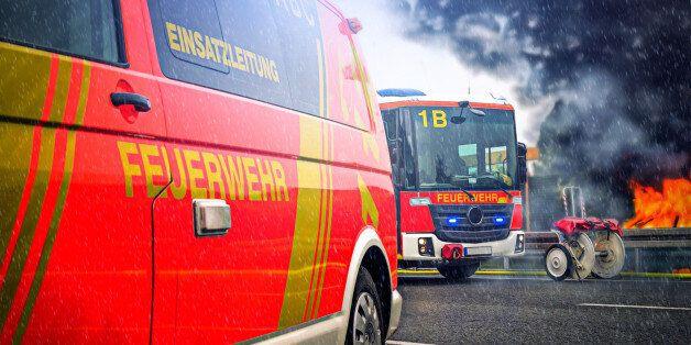 Έκρηξη σε εργοστάσιο πυροτεχνημάτων στην Πορτογαλία - Τουλάχιστον τρεις