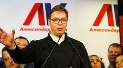 Σερβία: Επιβεβαιώθηκε η νίκη του Αλεξάνταρ Βούτσιτς στις προεδρικές