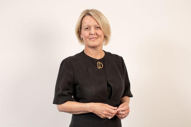 Alison Rose, première femme à diriger une grande banque à la