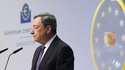 Ντράγκι: Η ανάκαμψη της οικονομίας της Ευρωζώνης θα συνεχιστεί παρά την πολιτική