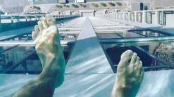 Σε αυτή την πισίνα μπορείτε όχι μόνο να κολυμπήσετε αλλά και να